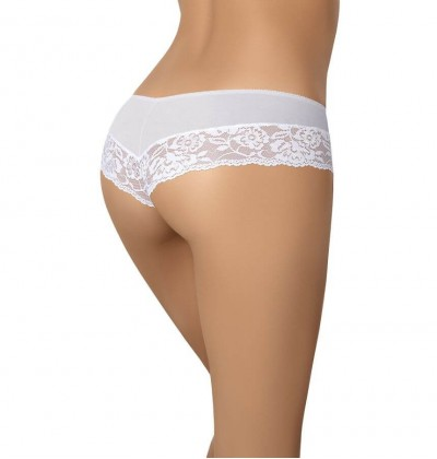 Women's brazilians Viki white