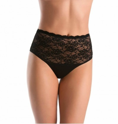 Women briefs Violetta black front Teyli