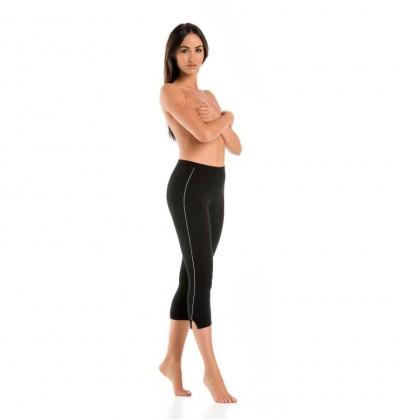 Women leggings Athletico 3/4 black
