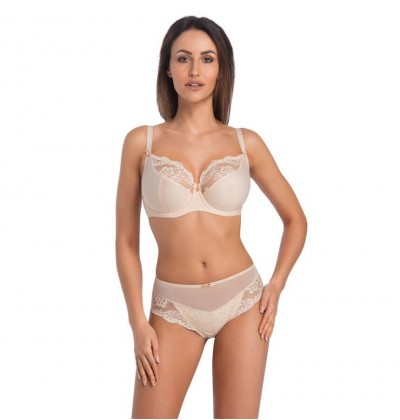 Women's Bra Exclusive beige front Teyli
