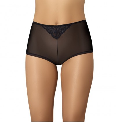 Women's shorts Franceska black front Teyli