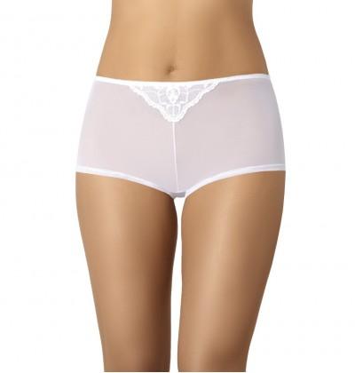 Women's shorts Franceska white front Teyli