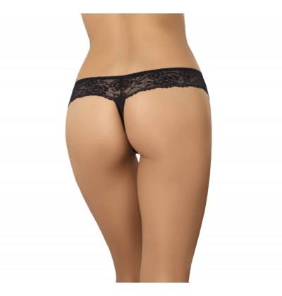 Women's thongs Comfo black
