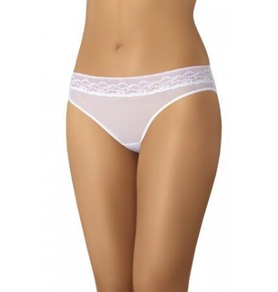 Women's brief Rigi white front Teyli