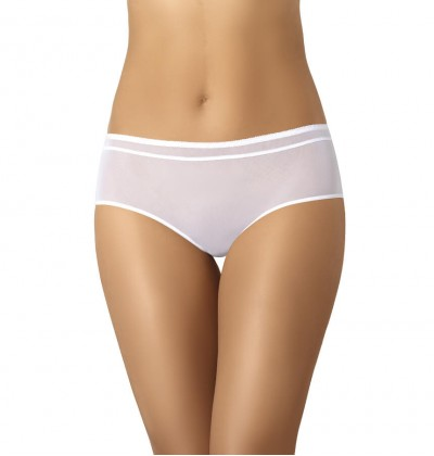Women's briefs shorts Nano white